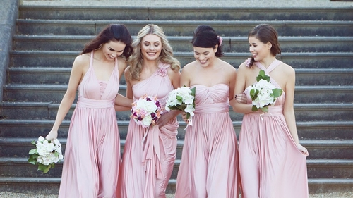 Bridesmaid Dresses - Pure Brides & Grooms