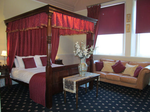 Guest Accommodation - Best Western Shrubbery Hotel