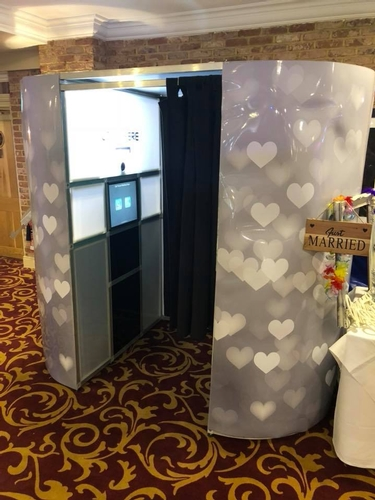 Photo & Video Booths - Harlequin Fun Casino Hire Limited