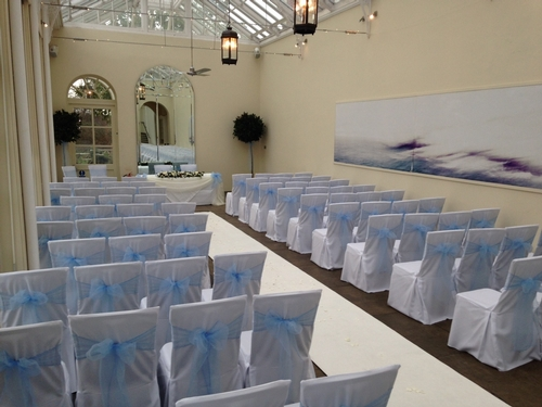 Chair Covers - Ashdown Events