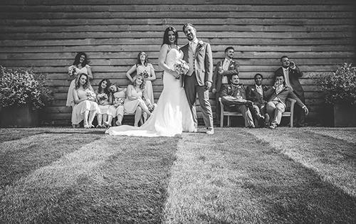 Wedding Services - Clarke Photographic