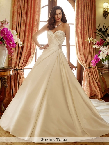 Wedding Dresses - Jessica David Designer Bridalwear