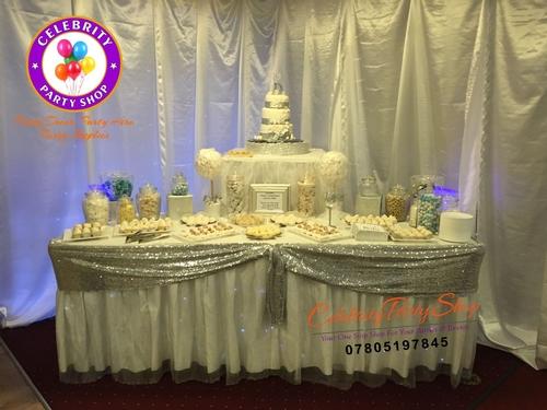 Wedding Services - Celebrity Party Shop