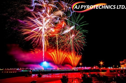 AJ Pyrotechnics Ltd