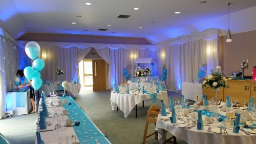 Wedding Services - BDJC Events -Event Production Lighting, Décor & Theming Services