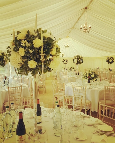 Marquees & Tents - Fresh Catering and Events