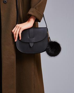 Pom Pom Keyring/Bag Charm