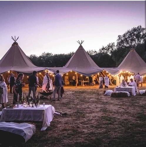 Wedding Services - Events Under Canvas