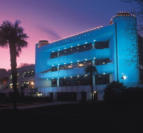 Venues - The Riviera International Centre