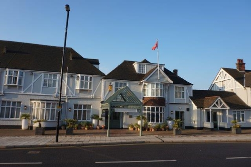 Guest Accommodation - The County Hotel, Chelmsford