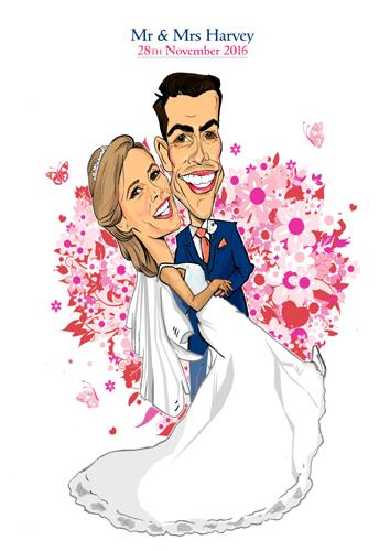 Caricatures - caricaturetainment.com