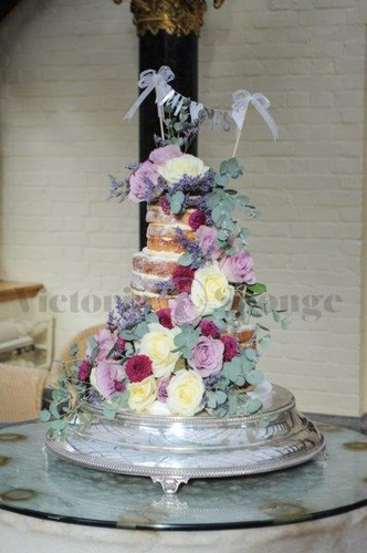 Wedding Cakes Bespoke Designed To Complete Your Unique Style And Special Day Naked Semi Buttercream Or Fondant Covered