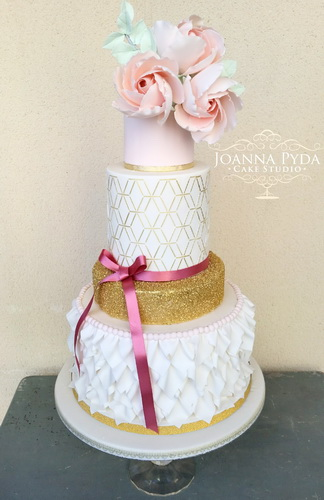 Cakes - Joanna Pyda Cake Studio