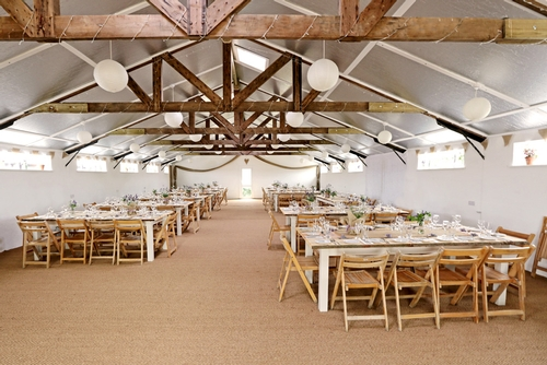 Wedding Fairs & Events - The Barn at Cott Farm