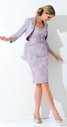 Ladies' Formal Wear - Cream