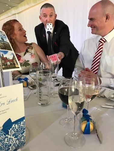 Wedding Services - Owen Strickland Magic