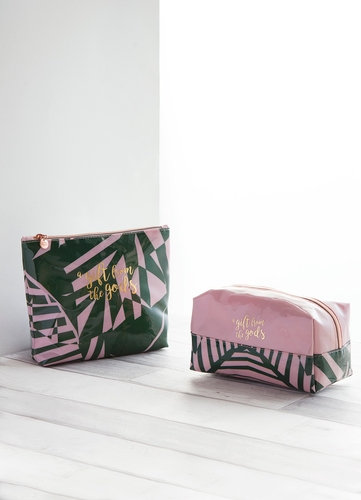 Cosmetic Bag Range