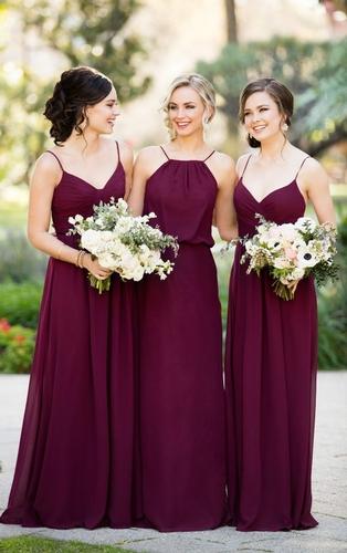 Bridesmaid Dresses - Along Came Eve