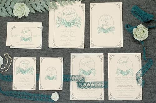Party Planning - Cat Creative, bespoke wedding stationery