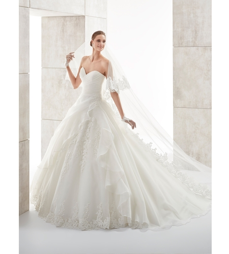 Wedding Dresses - Blushing Brides - Witham