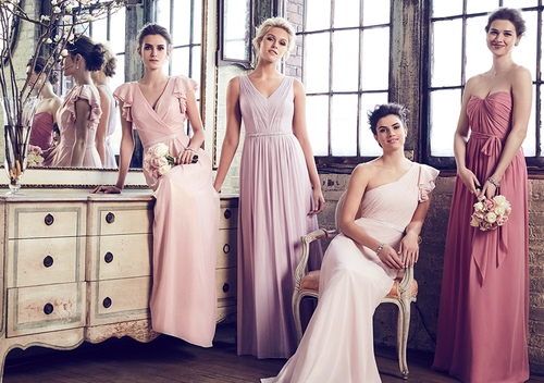 Bridesmaid Dresses - 14 and Sixpence