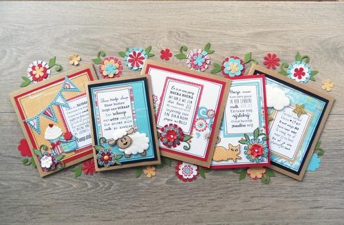 Cardmaking, Scrapbooking, Journalling, Planning