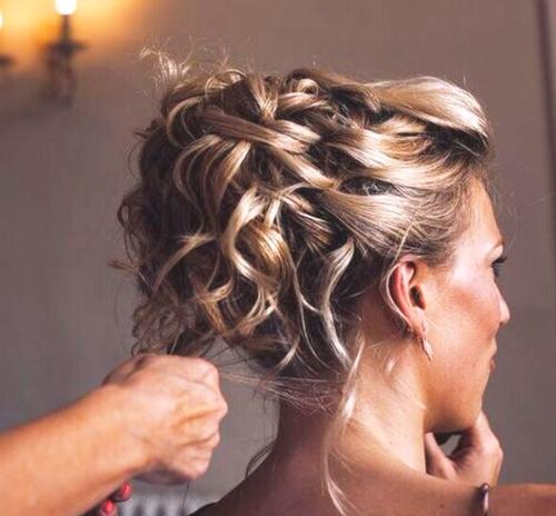 Elegant Hair and Beauty