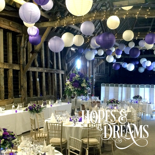 Venue Styling - Hopes & Dreams Events Limited