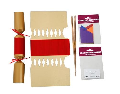 Christmas Crackers Cards