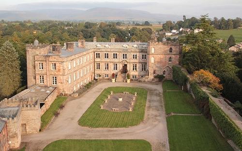 Venues - Appleby Castle