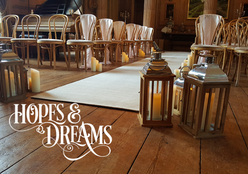Chair Covers - Hopes & Dreams Events Limited