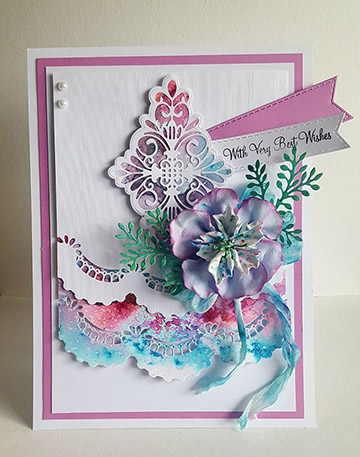 Craft Focus Magazine Trade Suppliers Directory Card Making Category