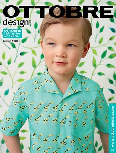 Ottobre design Kids summer issue 3/2017