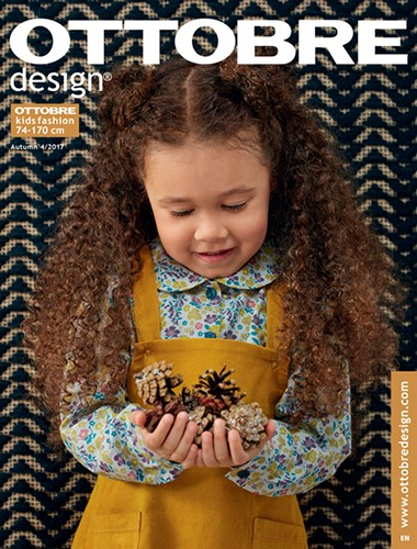 Ottobre design Kids autumn issue 4/2017