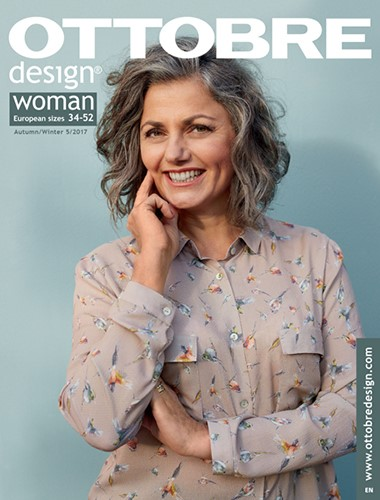 Ottobre design Woman autumn/winter issue 5/2017