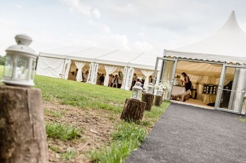 Marquees & Tents - Roundoak Woodland Weddings