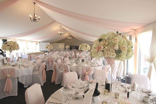 Marquees & Tents - Hunton Park - Devere Venues