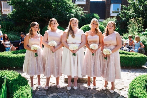 Bridesmaid Dresses - Stephanie Frances Bridal Ltd