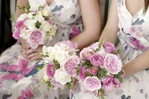 Flowers & Bouquets - Stephanie Frances Bridal Ltd