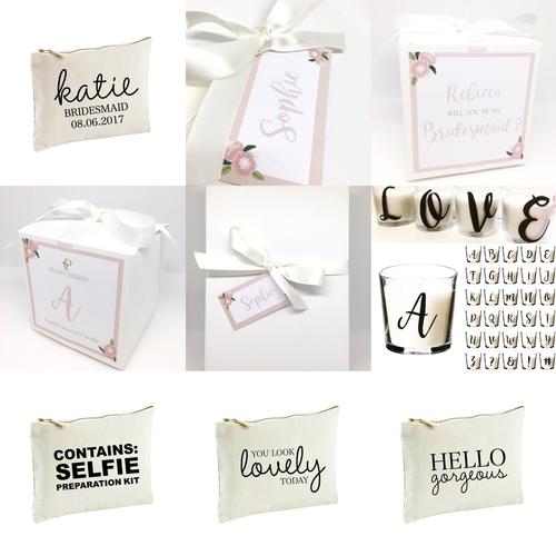 Gifts - Peony Design