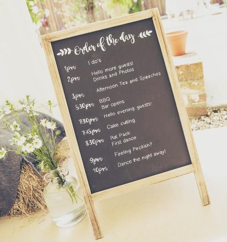 Wedding Services - Peony Design