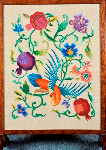Embroidered Home Exhibition