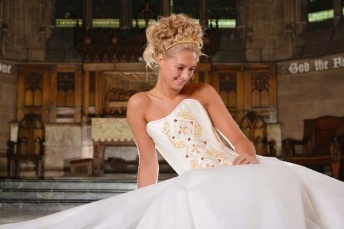 Bridal Corsets - Belladonna & Roses