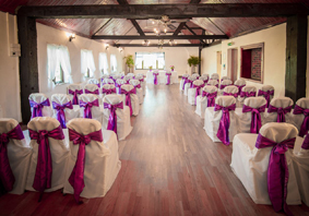 Chair Covers - Cottesmore Hotel Golf & Country Club