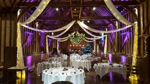 Venue Styling - Academy Productions