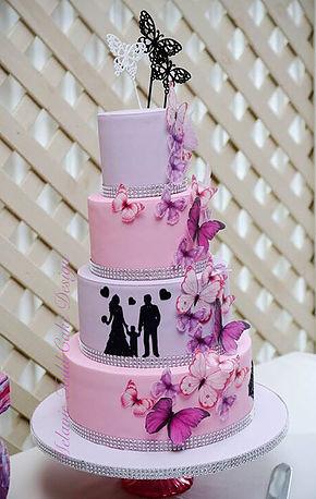 Cakes - Melanie Todd Cake Design