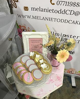 Favours - Melanie Todd Cake Design