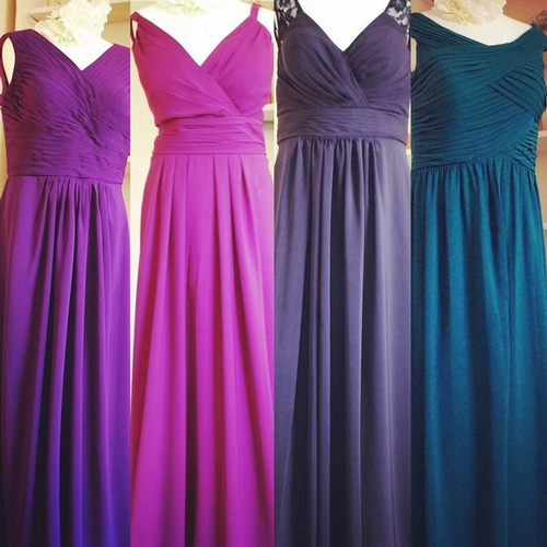 Bridesmaid Dresses - Gown