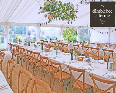 Dimblebee Catering Co. Wedding Caterers Leicestershire & Midlands