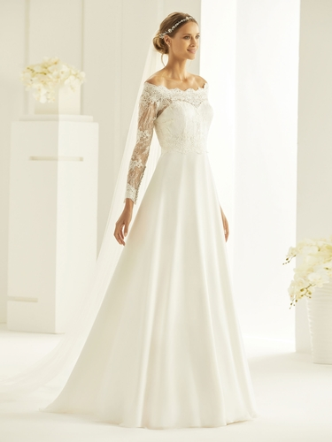 Bianco Evento Bridal Gown Collection